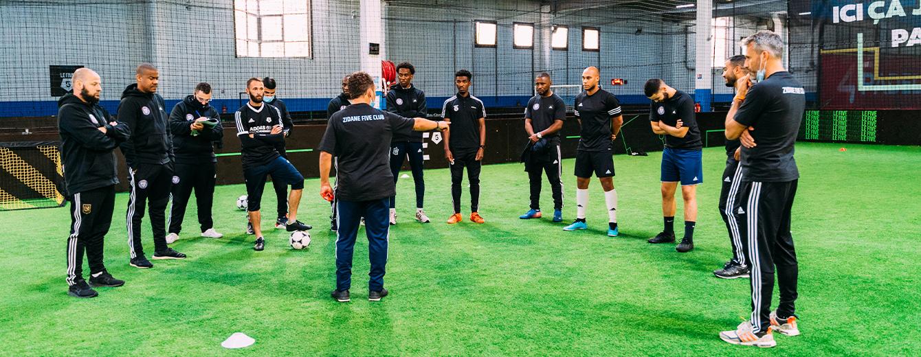 Les coachs du ZFC