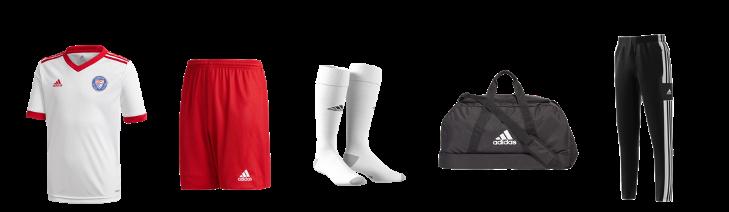 Pack Adidas Ecole