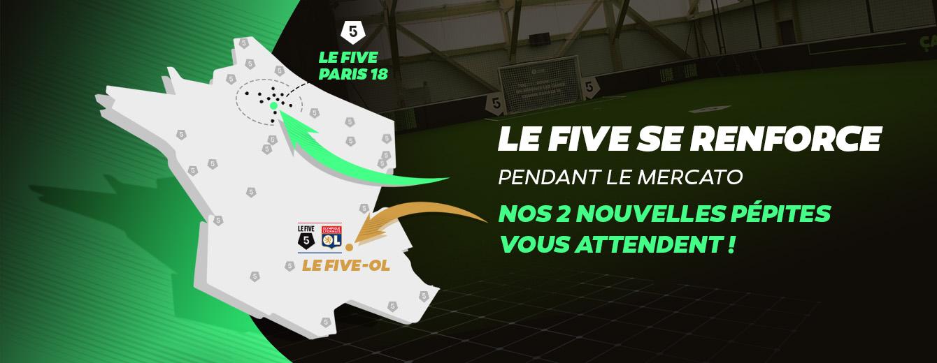 Groupe LE FIVE